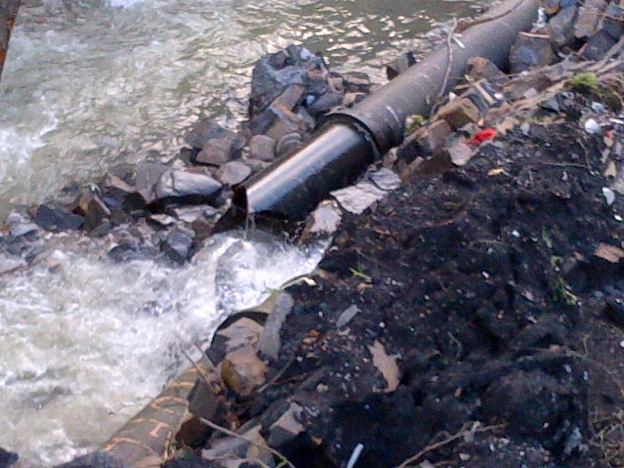 Damaged Sewer Pipe Uts Engineering